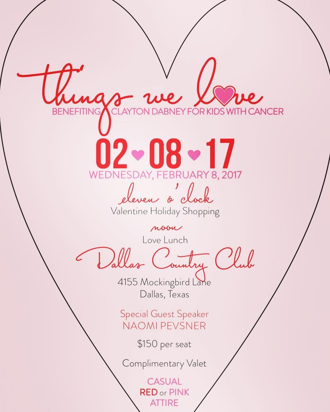 Things We Loveluncheon So Thrilled To Be A Vendor For Such A
