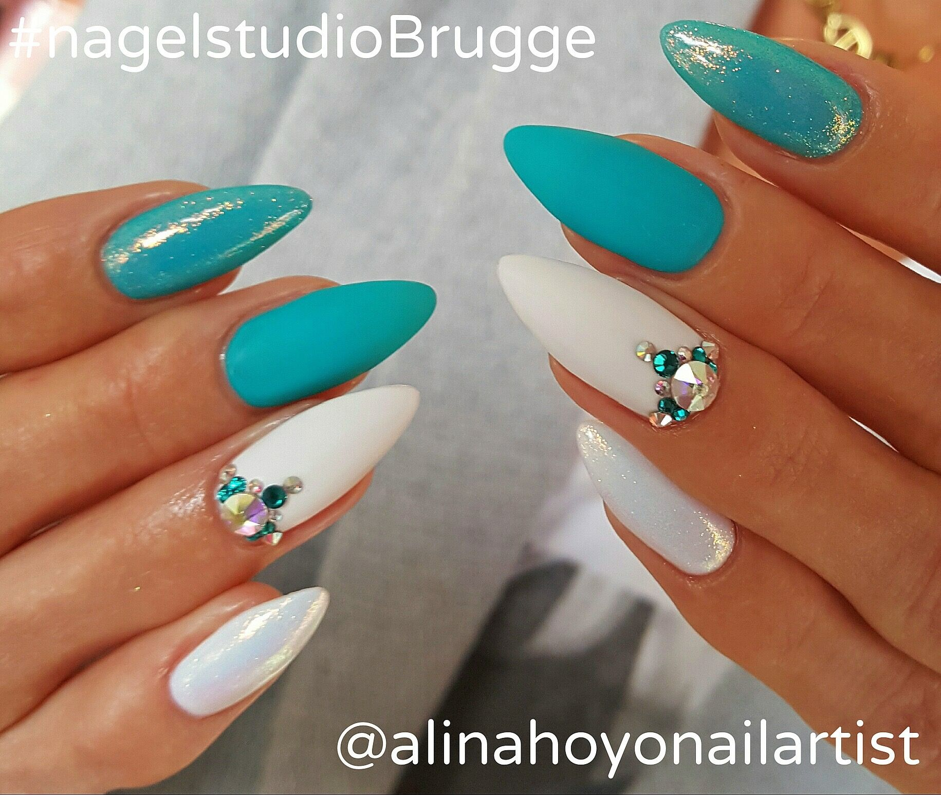 Pin by lori vasso on nails | Pinterest | Manicure, Crazy nails and ...
