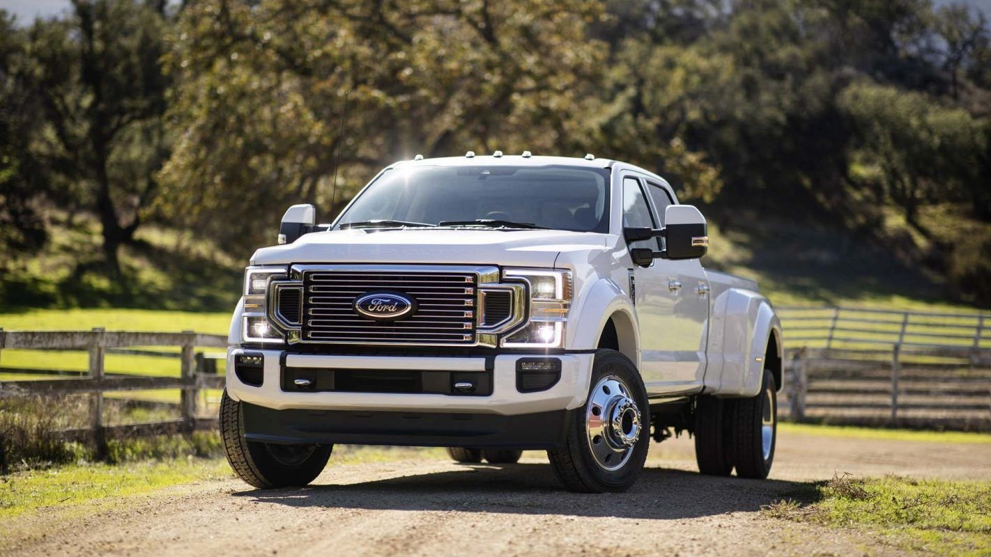 2020 Ford F Series Super Duty Review Engine Cabins Cost And Photos Ford Super Duty Ford F350 Diesel Ford F Series