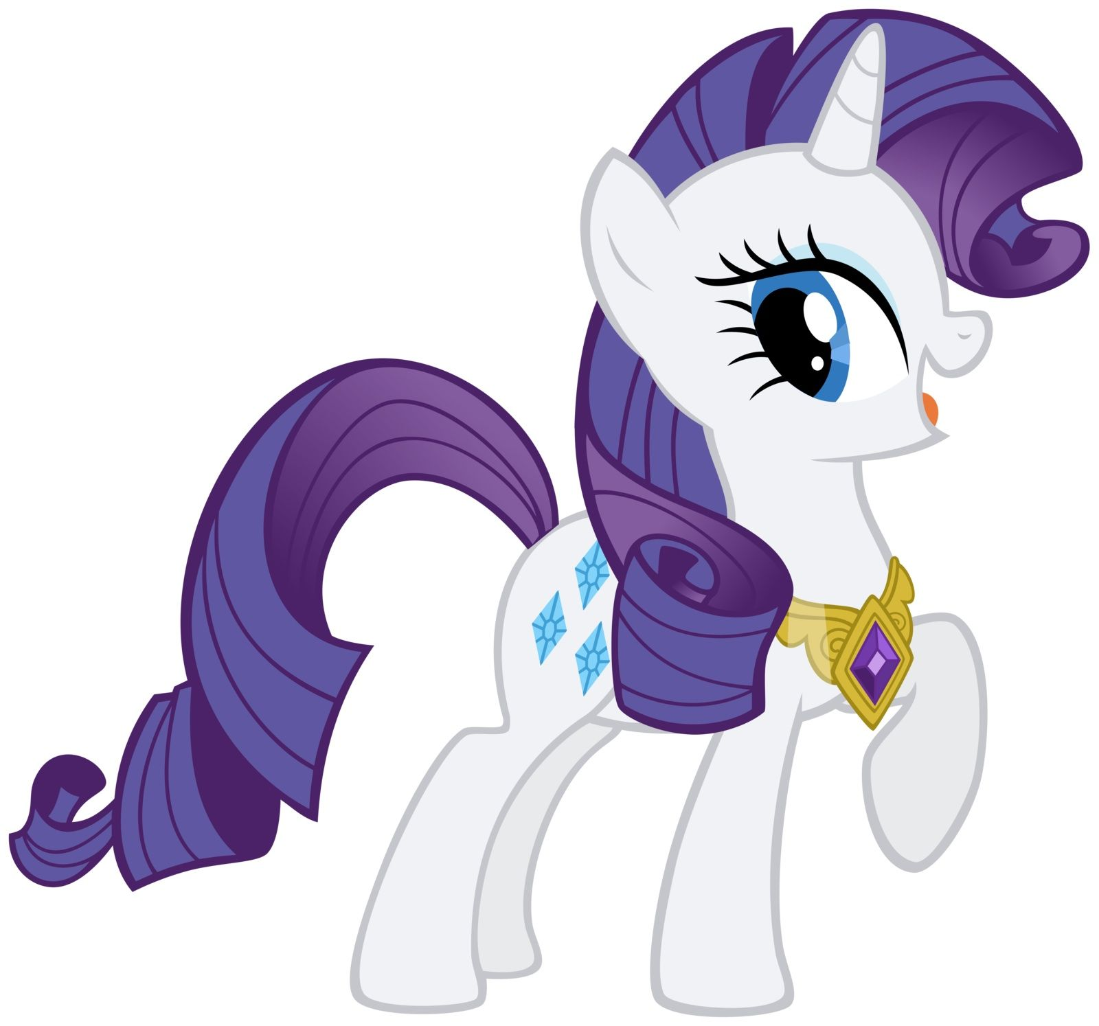 Rarity And Her Element Ponies Mlp Rarity Mlp My