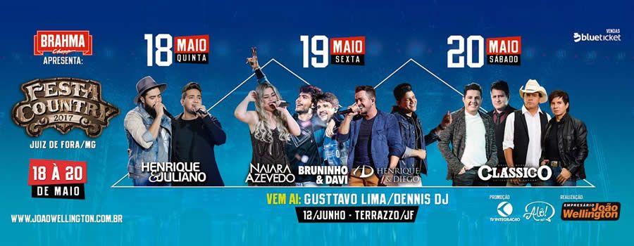 Festa Country 2017 Juiz De Fora Mg Temos Aluguel De Vans Onibus