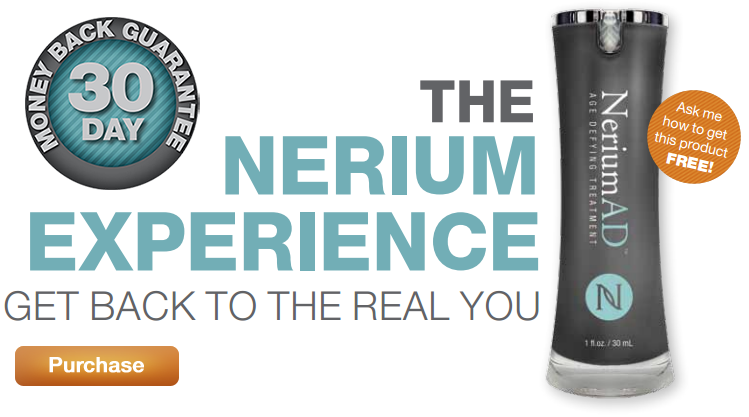 Nerium AD, Wrinkles, large pores, hyperpigmentation, acne scars ...