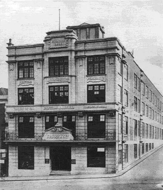 Observer Building Hastings