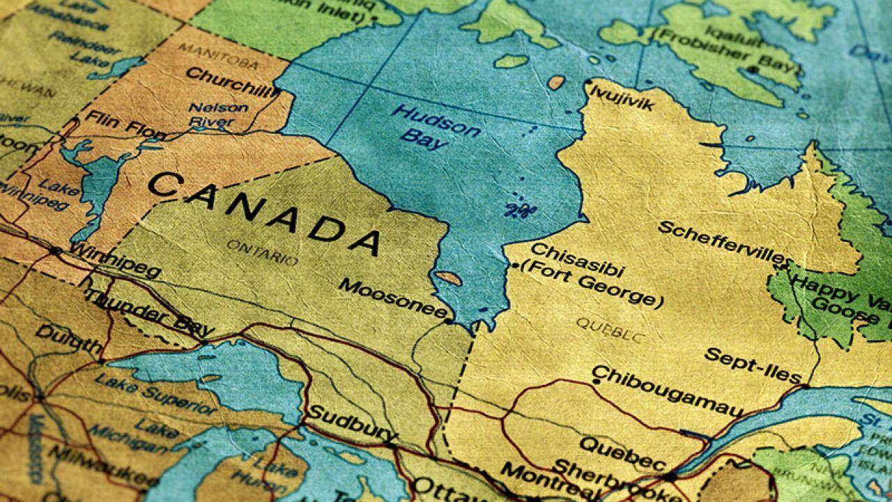 أين توجد كندا Happy Canada Day Canada Moosonee