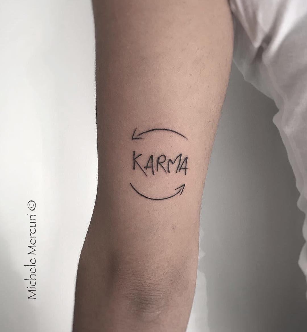 tatuajes karma