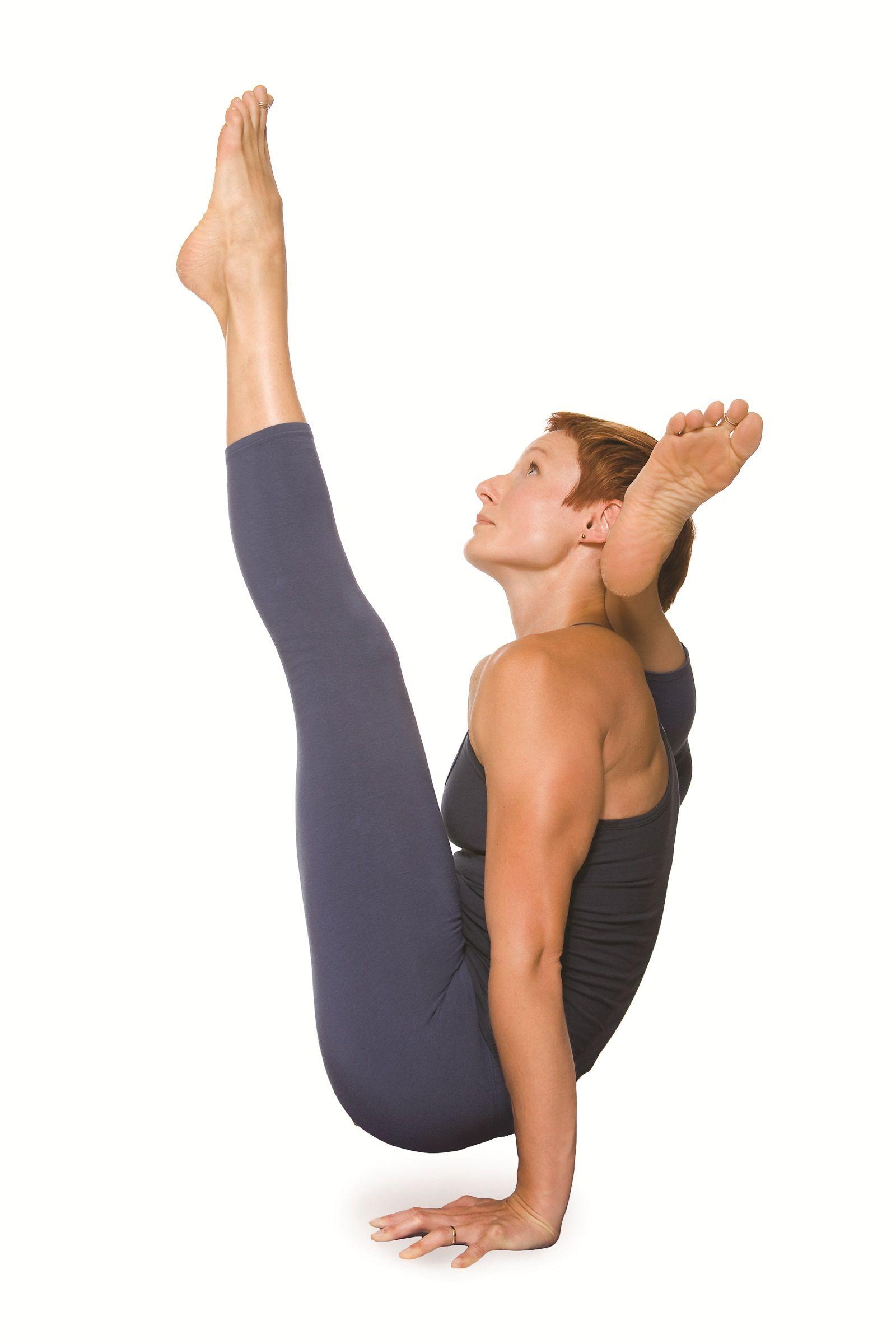 girl split yoga meme