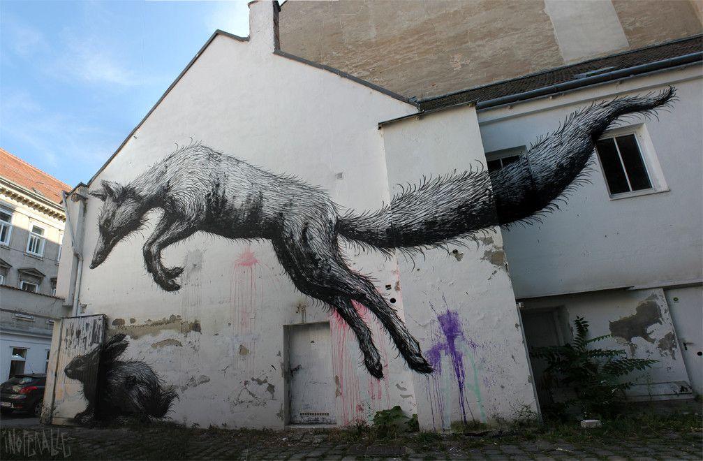 fox grafiti