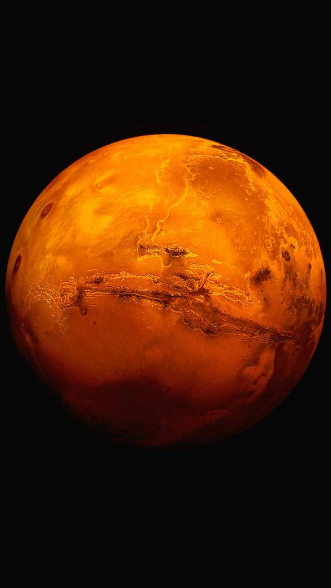 Mars Planet Full View Iphone 6 Hd Wallpaper Iphone Wallpapers