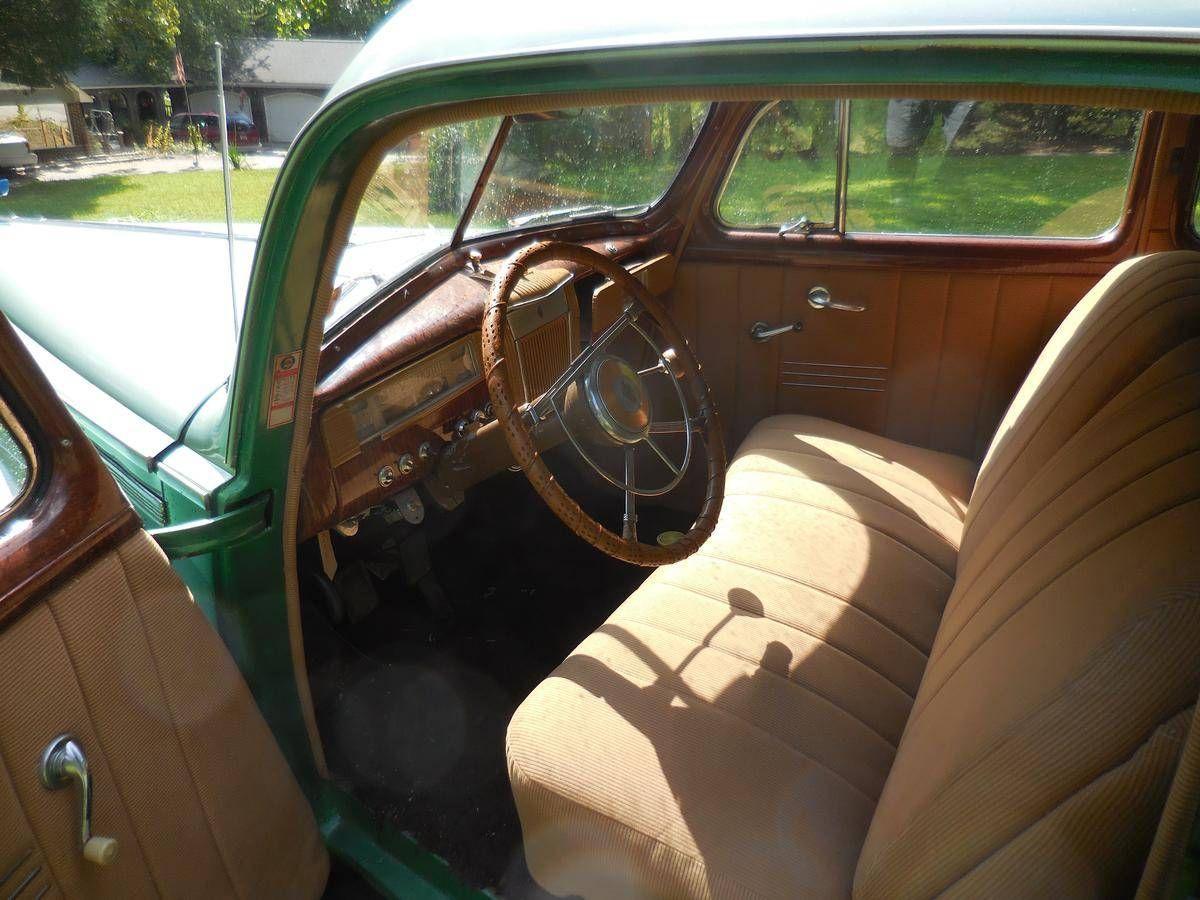 1941 Packard 110 / Hemmings Motor News   PACKARD   Pinterest ...