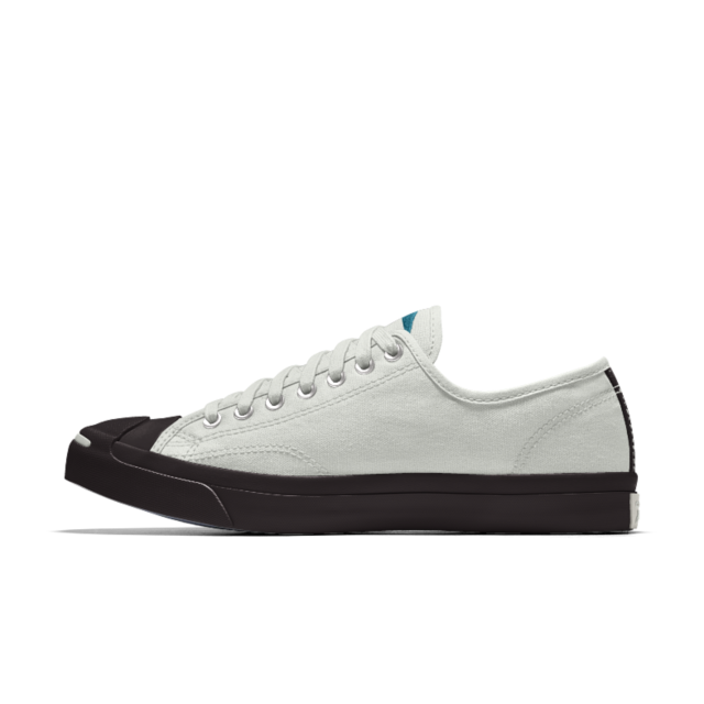 Converse Custom Jack Purcell Canvas Low Top Shoe Custom Shoes