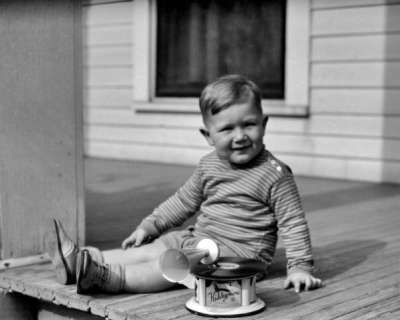 Thomas Edison When He Was A Baby In 2020