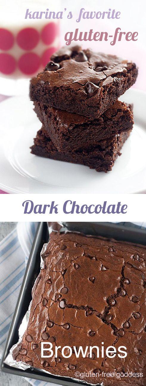Warum backen eine glutenfreie Brownie von Grund auf neu und nicht eine Mischung?  Hier ist der Grund.