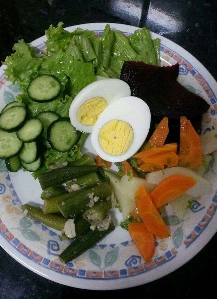 recetas de cocina de dieta faciles