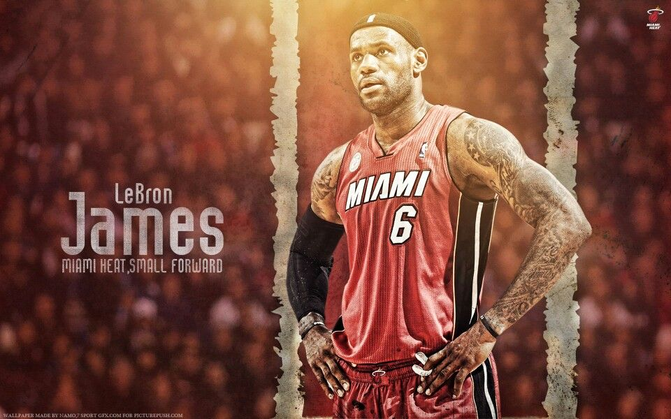 Nba Miami Heat Basketball Wallpaper Lebron James Lebron James Heat Lebron James Lebron James Wallpapers