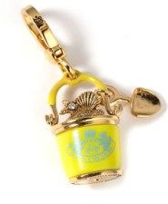2008 Sand Bucket Juicy Couture Charm
