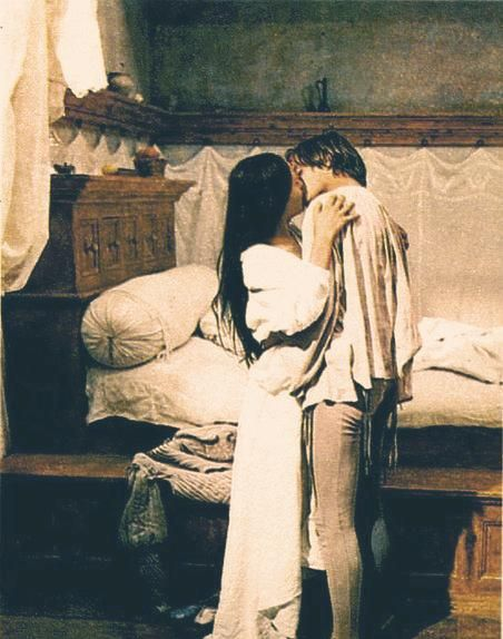 romeo and juliet 1968 kiss