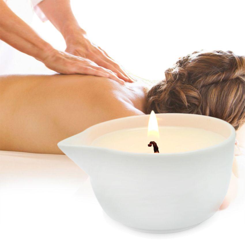 Aprende paso a paso cómo hacer unas velas para masaje caseras con ...