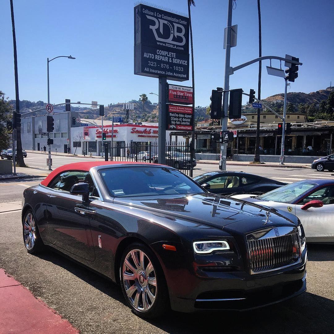 1418 Best Bentley Beautiful Images On Pinterest: Beautiful Rolls Royce Dawn. #RDBLA #RDB #RollsRoyce #Dawn