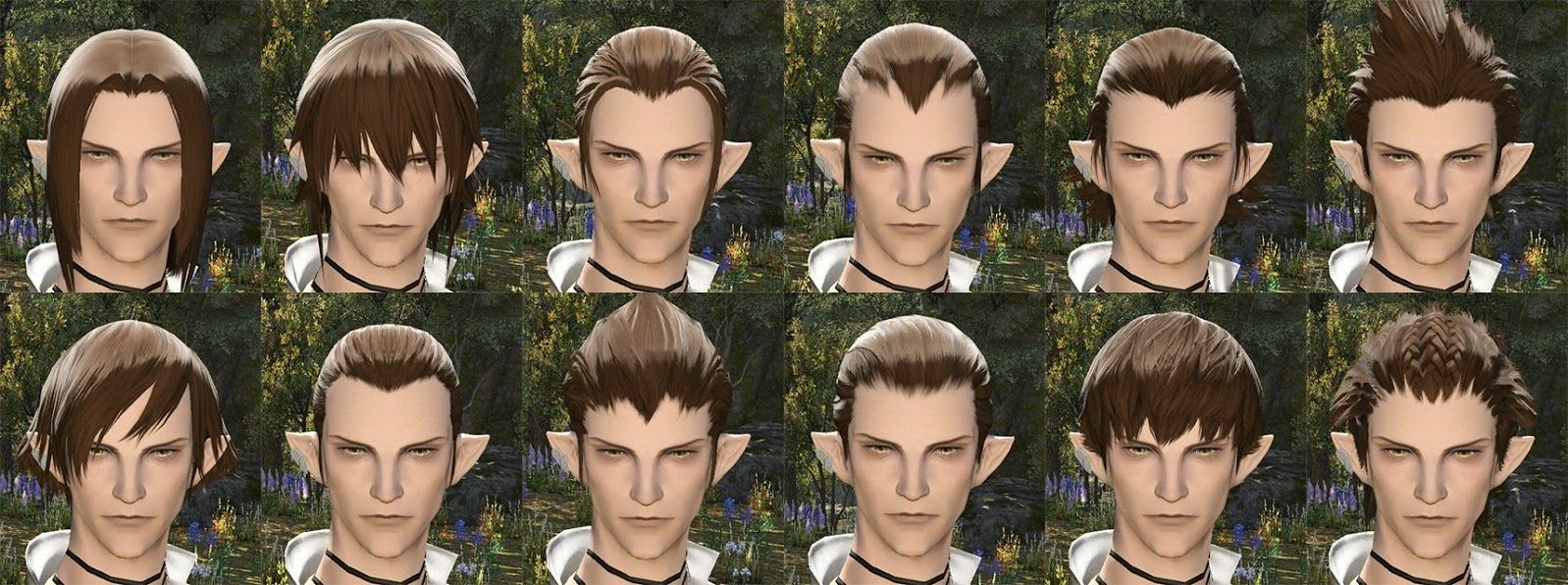 Pin by sigma on Character_Haire | Ffxiv character, Character