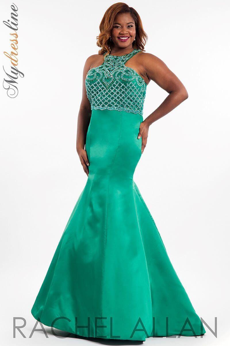Rachel allan long evening dress lowest price guarantee