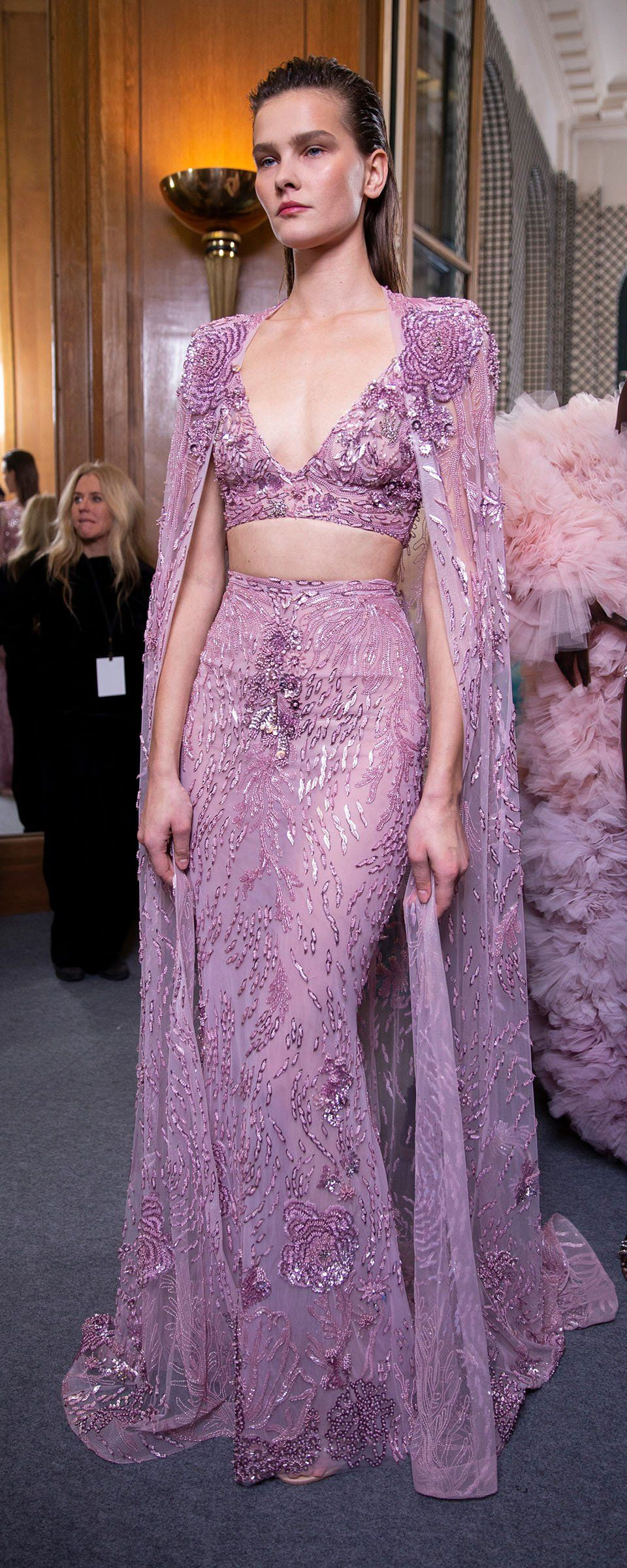 Zuhair Murad Backstage, S/S 2019 - Couture | Couture gowns, High fashion  couture, Haute couture gowns