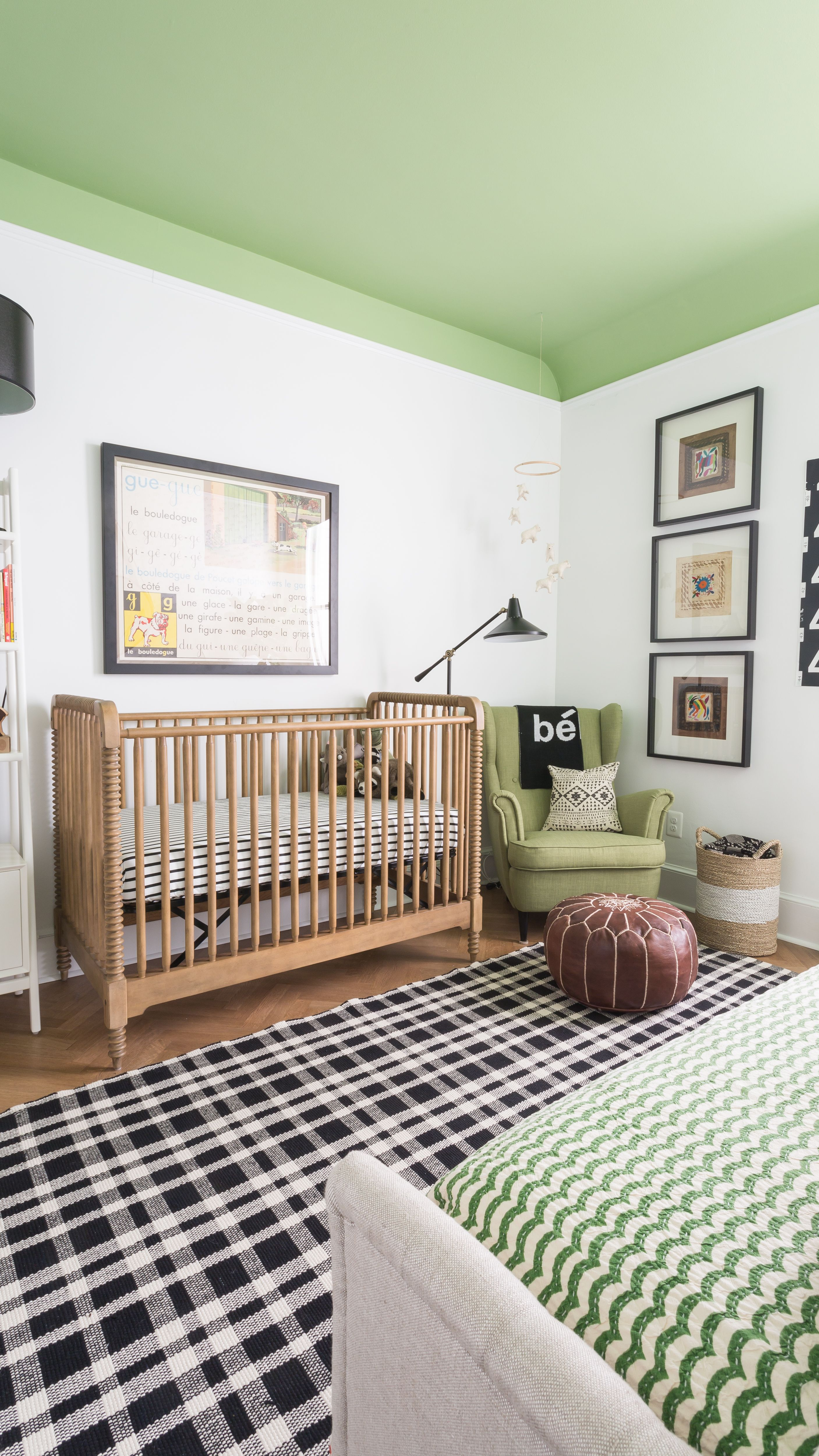 Nursery Trend Alert Color Blocking