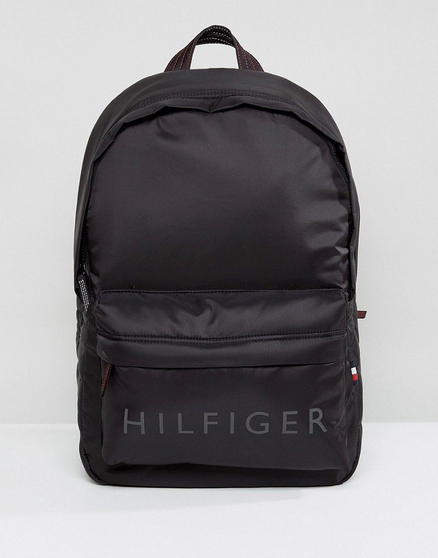 TOMMY HILFIGER .  tommyhilfiger  bags  nylon  backpacks    7ab7a5558383f