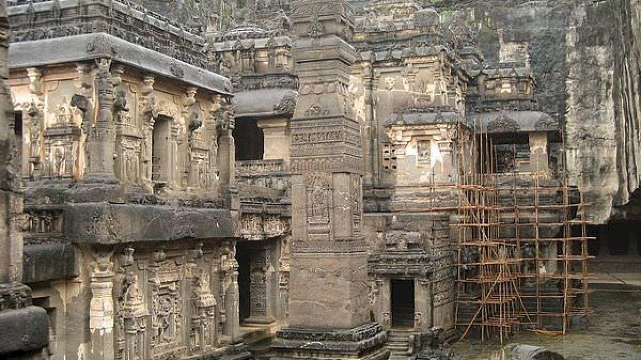 موقع مدينة إرم ذات العماد Ajanta Caves Aurangabad World Heritage Sites