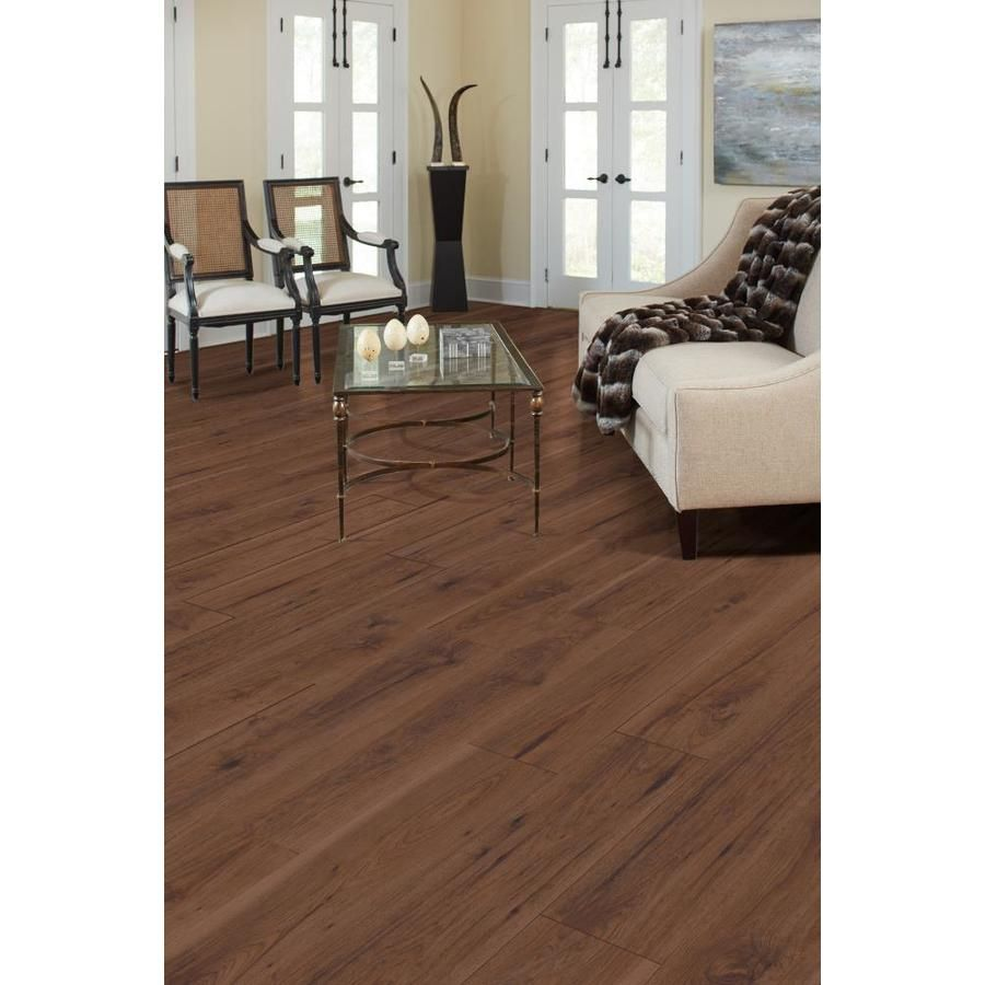 American Heritage Rhinebeck Hickory 8.03in W x 4.025ft L