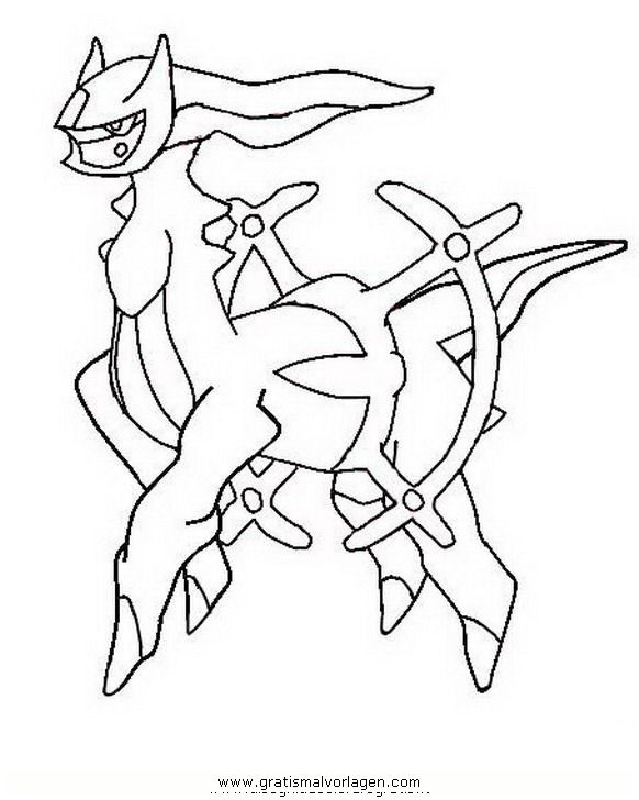 region pokemon coloring pages - photo#10