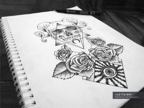 visualgraphic: The Sketch Collection by Alejandra Sáenz