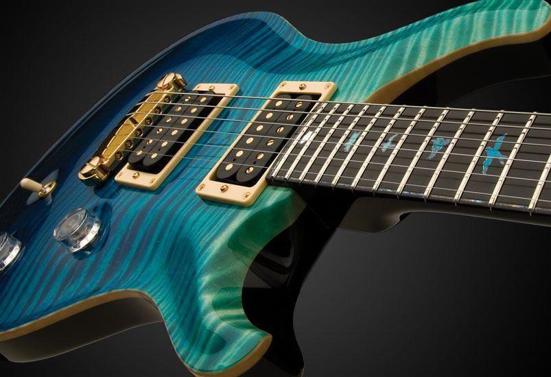 PRS Guitar Zebtawood PRS Guitar Mark Tremonti #guitarmusic #guitarpicks #prsguitars