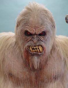 Abominable Snowman Vs Bigfoot