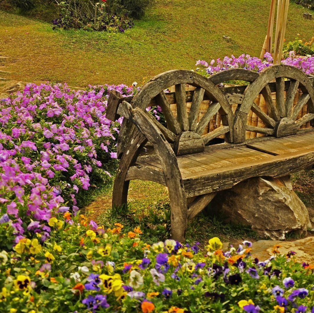 Como dise ar un jardin peque o buscar con google jardin garden patio e backyard - Disenar un jardin pequeno ...