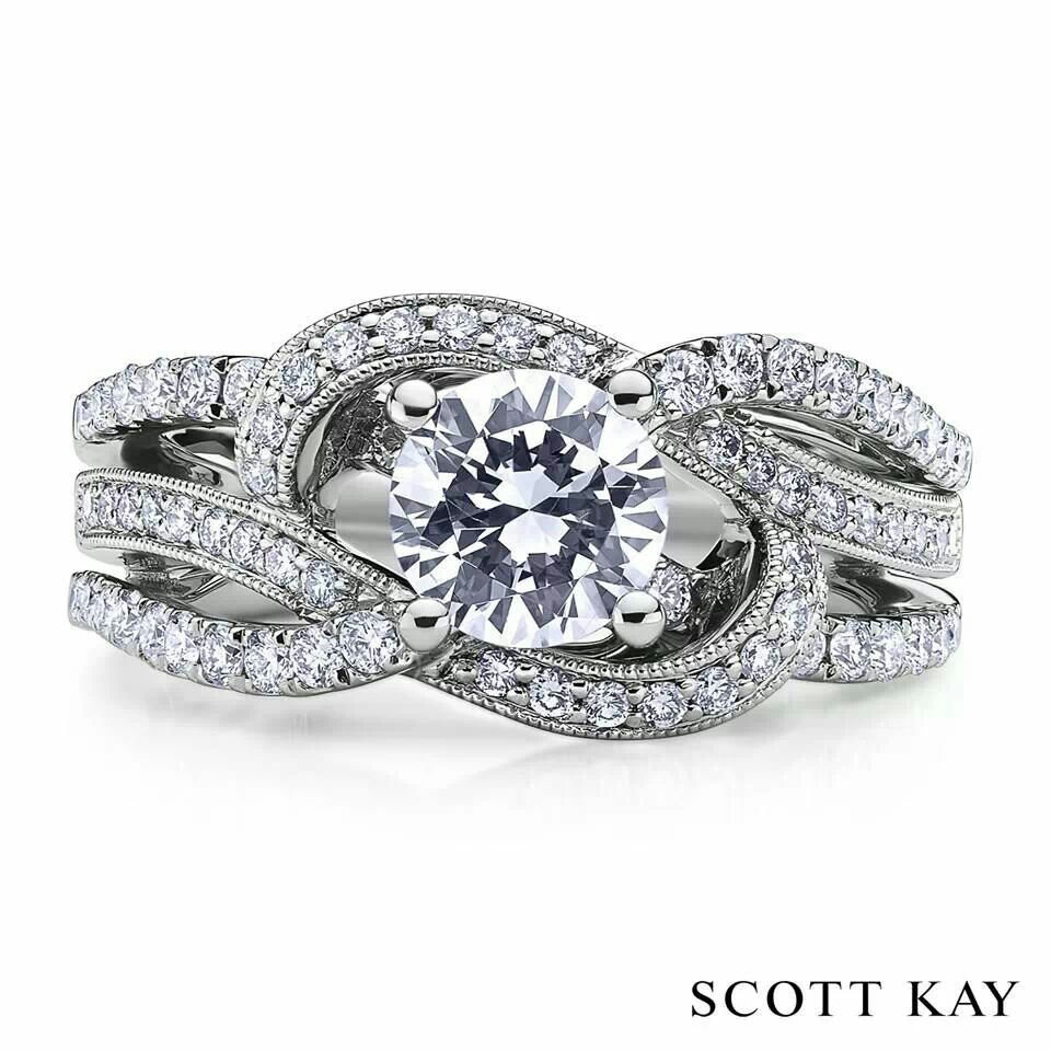 Simply beautiful Unique diamond rings, Engagement rings