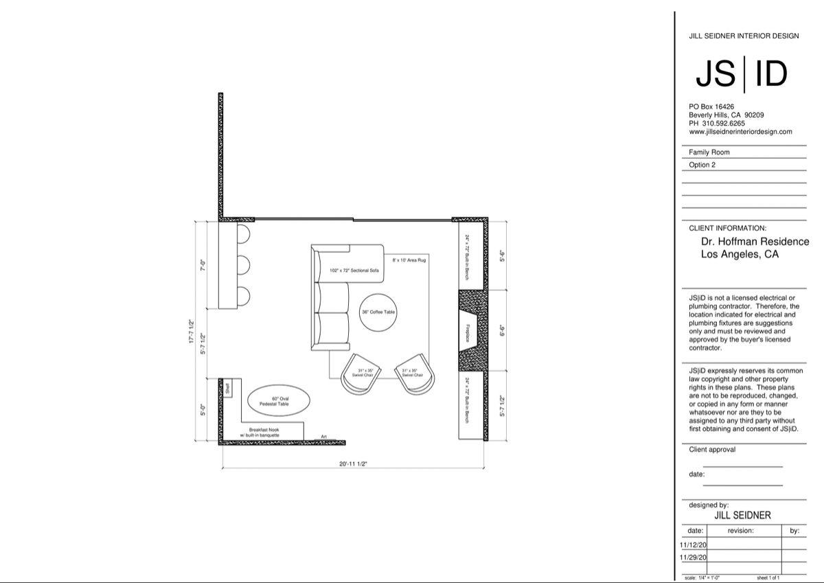ONLINE DESIGN Jill Seidner Interior Design