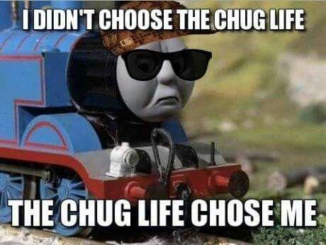 Chug Life Pingu Memes Training Meme Funny