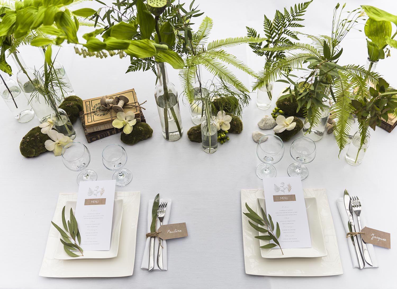 Shooting d inspiration herboriste par d day deco tableau sur la nature puret et herbier - Deco table nature ...