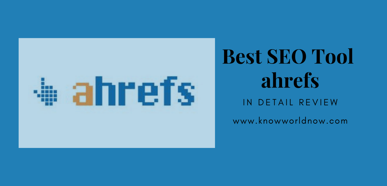 Your Complete Guide To Use Ahrefs | SEO backlinks | Best seo