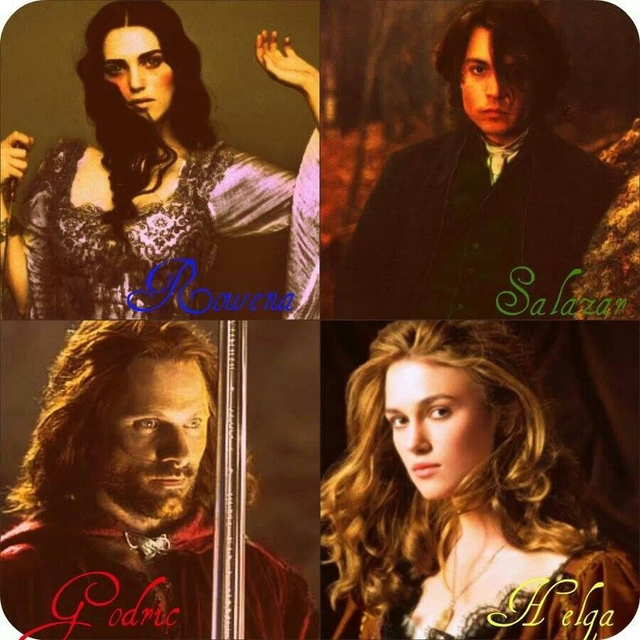 Hogwarts founders | Hogwarts Founders | Hogwarts founders
