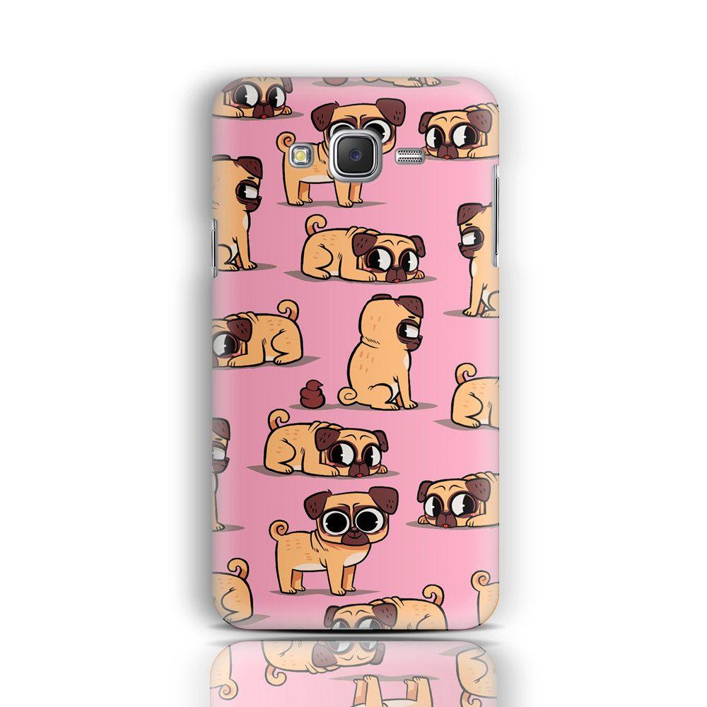 pug samsung galaxy s6 phone case