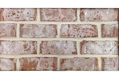 North Georgia Brick - White Rose. Reminds me of limewashed Brick
