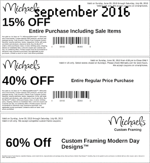 Michaels Printable Coupon 50 Off One Regular Priced Item Dealspl Us Michaels Coupon Printable Coupons Coupons