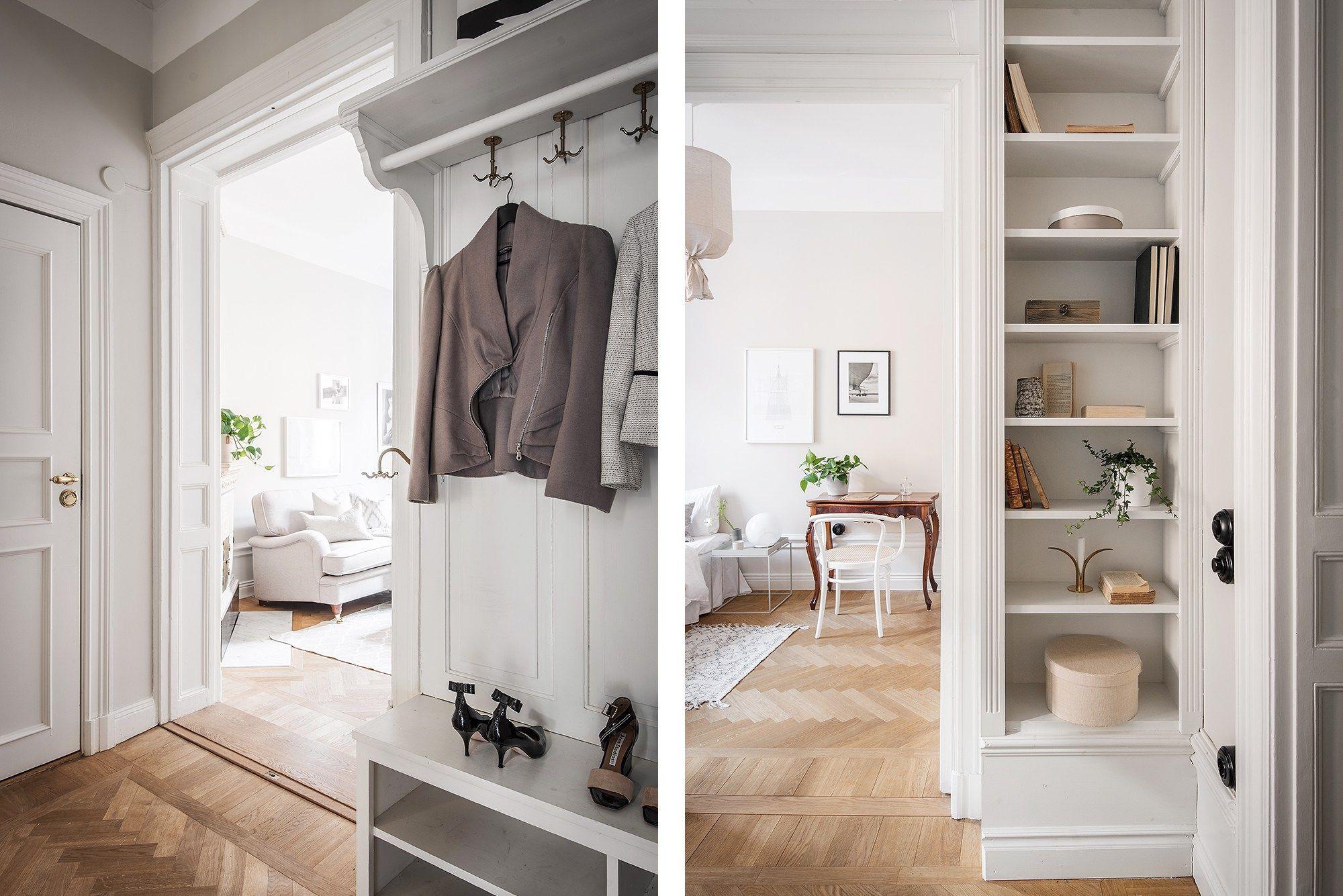 Un piccolo appartamento svedese Home, Interior, Home decor