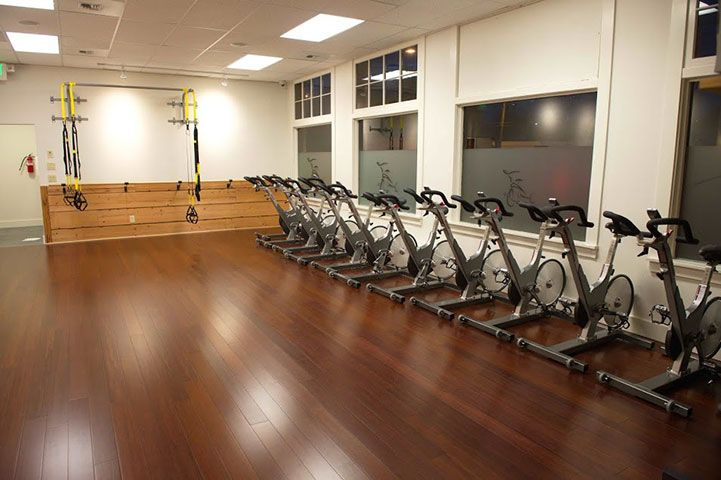Tricycle Fitness Seattle Foundations Bamboo Chestnut Bamboo Flooring Home Decor Decor