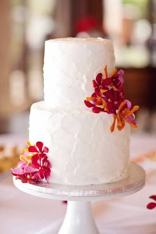 wedding cakes with cream cheese icing simply two tiered wedding cake velvet with 26008