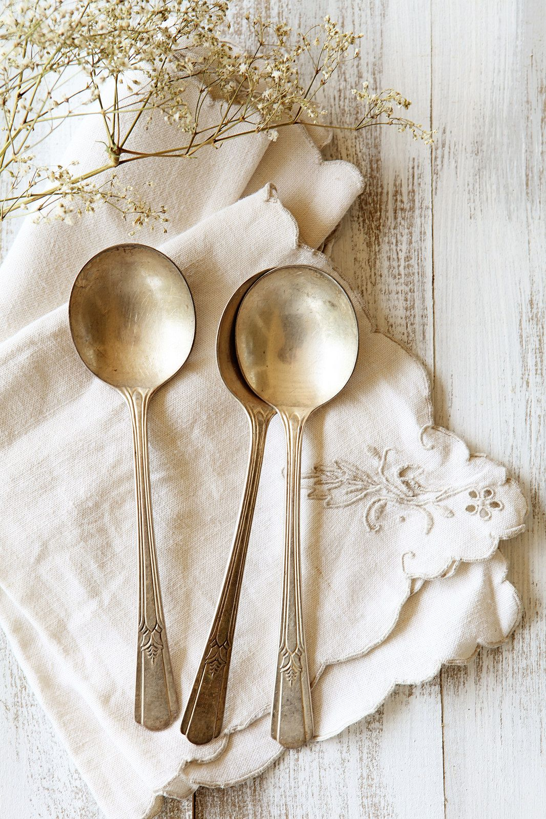 vintage spoons | Flickr - Photo Sharing!
