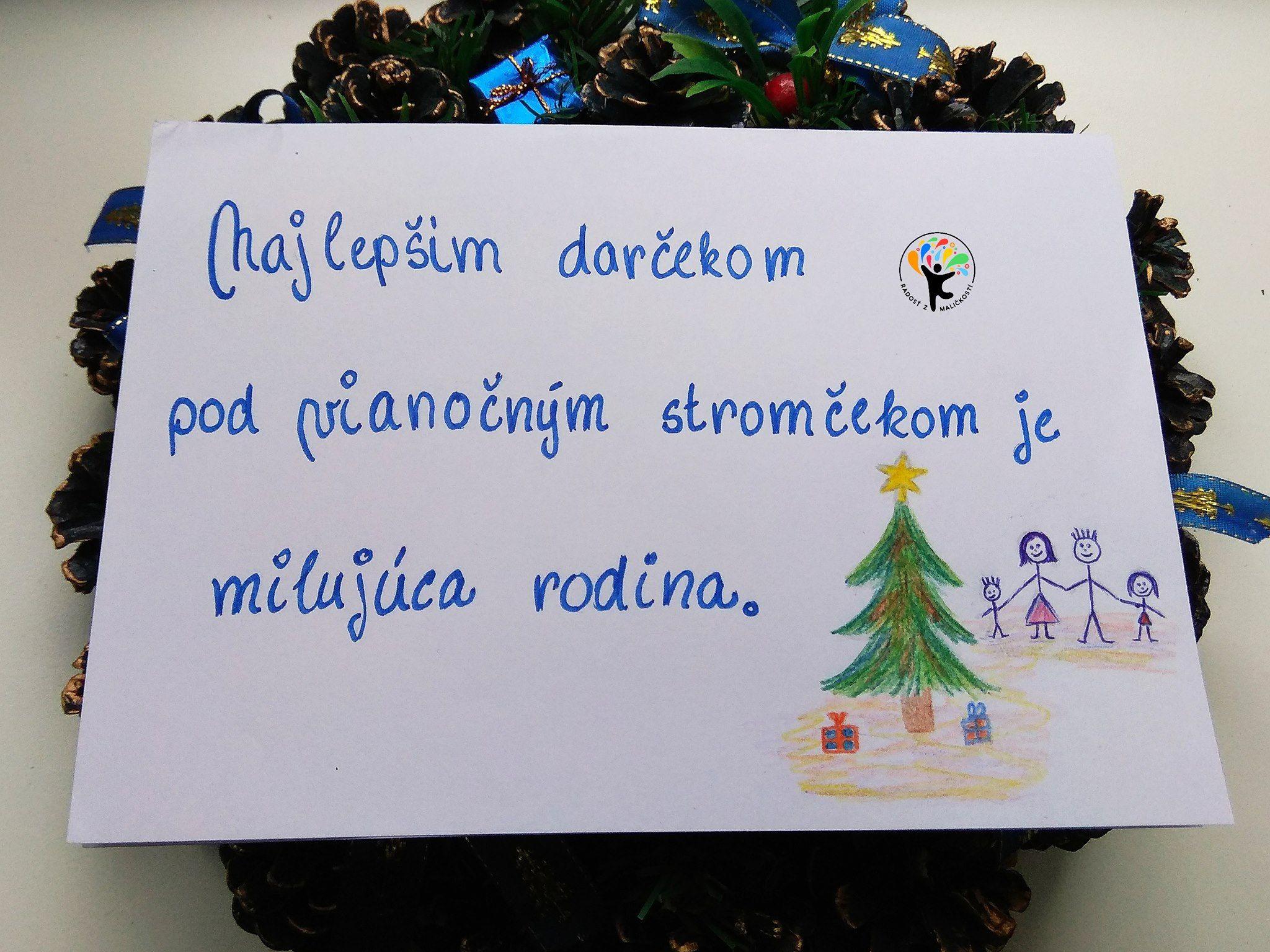 0bea4733a13f MALIČKOSŤ Vianoc 🎁 🎄 👨 👩 👧 👦 🎁 😎 Vianoce nie sú len o ...