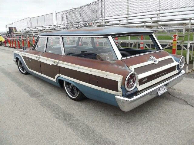 1963 Ford Country Squire Ford Galaxie Galaxie Station Wagon