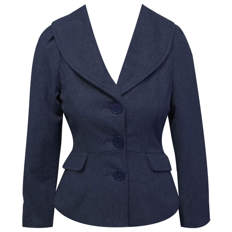40ies / 50ies tapered jacket - Vintage style jacket